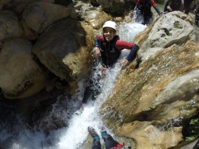 下降沟壑Rio Verde小团体