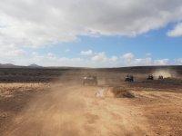 Percorso buggy a Lanzarote