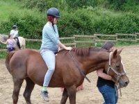 Terapia con caballos en Tolosa