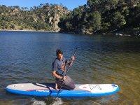 Paddle surf en pantano de San Juan