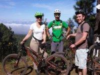 Cicloturismo en Tenerife