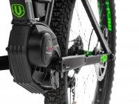 Electric bike detail
