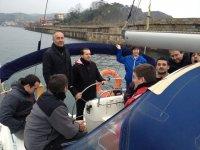 Aprende a navegar en Guipuzcoa