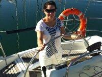 Regalar paseos en barco