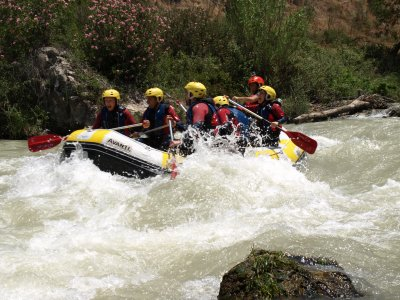 Rafting in Genil River - GROUPS