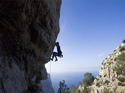 在伊维萨岛攀登3天。从6月23日到26日