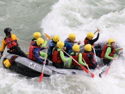 Alcorce Aventura  Rafting