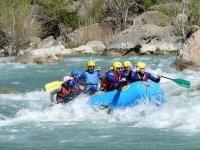 Rafting río gallego.JPG