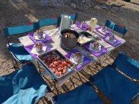 Almuerzo en el campo