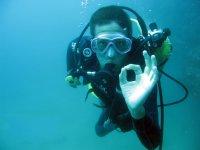 级别的潜水员