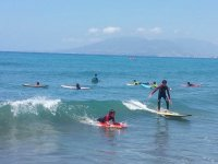 Campamentos de verano de surf Málaga 5 días