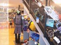 instalacion esqui