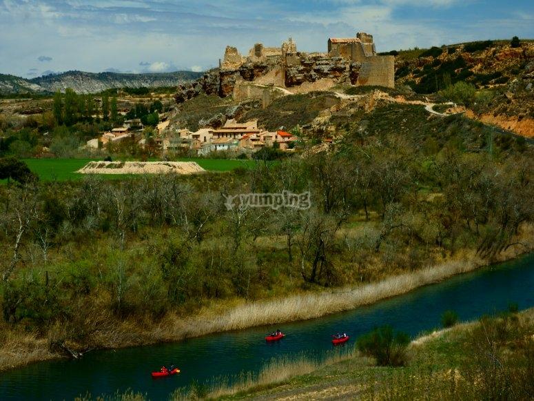 Castillo de Zorita