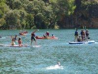 Kayaks表和sup