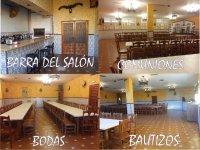 Salon para celebraciones