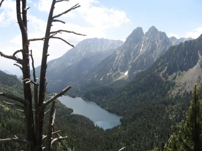 Viaje senderismo lagos de Pallars desde Madrid