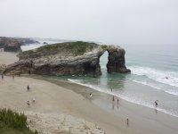 Spiaggia delle cattedrali