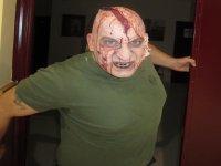 Hombre zombie Los Malditos
