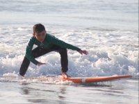 Nuestro joven surfer