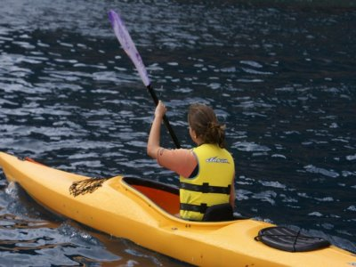 CIDEMAT Centro de Deportes Marinos de Tenerife Kayaks