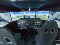 Navarra's aircraft simulator