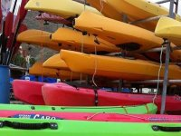 equipo de canoas