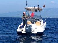塔里渔船介绍渔船捕鱼