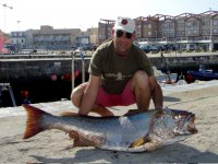 Pescar en Cádiz
