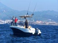 Salidas de pesca en Cádiz