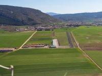 Centro internacional de vuelo en Lumbier