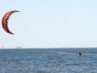 课程在加的斯风筝冲浪塔里了解