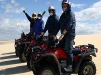 Rutas en quad en Tarifa
