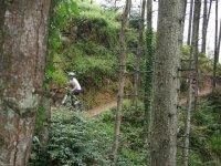 Mountain bike en Tarifa