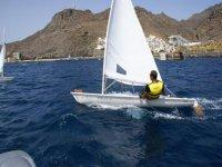 帆船课程帆船比赛的比赛