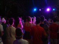 Fiestas por la noche