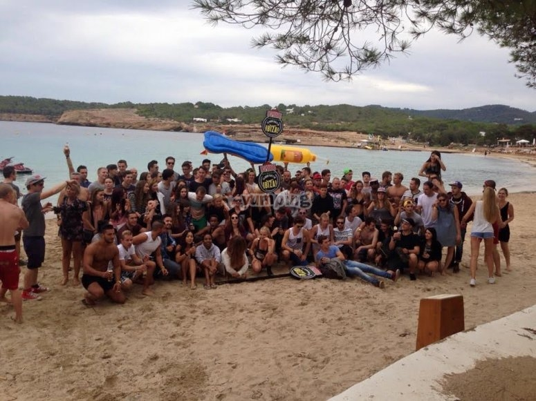 Grupos de Ibiza Take Off