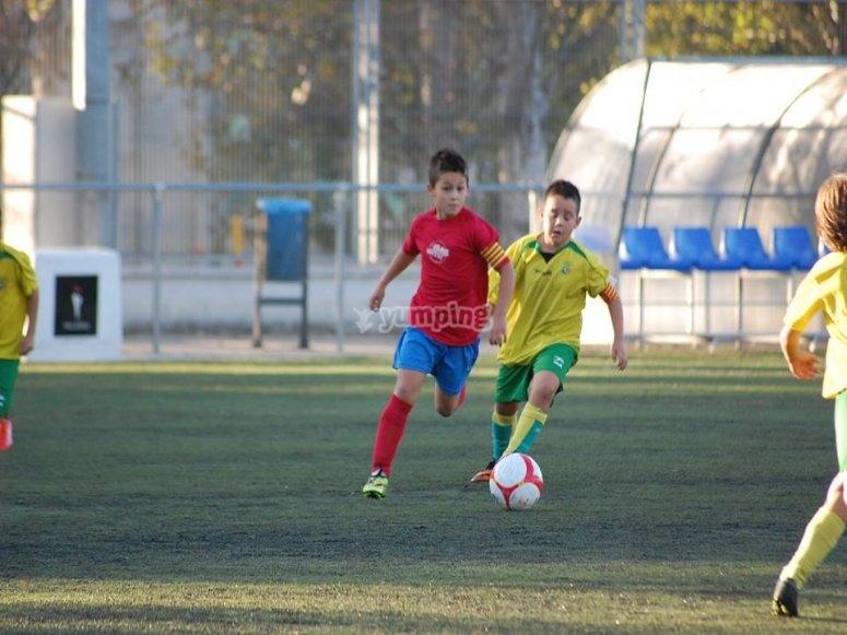 Campus de futbol