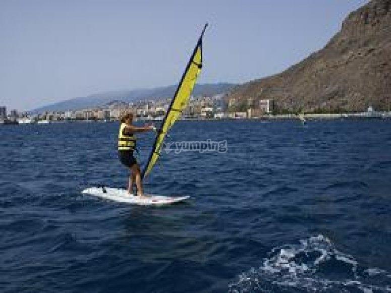 chiquita guía de acompañantes Deportes acuáticos