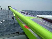Windsurf desde el Mar