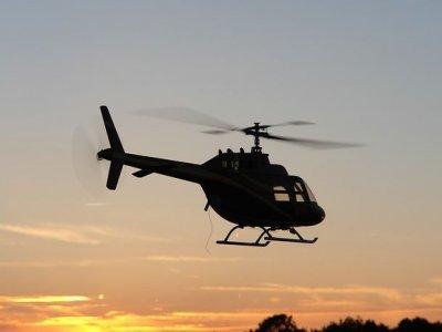 Barcelona Adventure Paseo en Helicóptero
