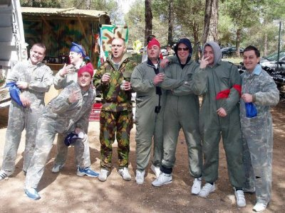 Barcelona Adventure Paintball