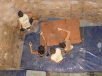 Classes of climbing wall in Madrid