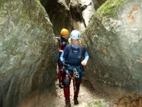 Canyoning day