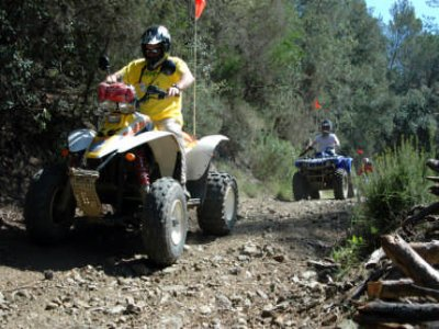 Barcelona Adventure Quads