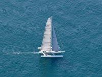 Vela ligera por la bahía de Gran Tarajal