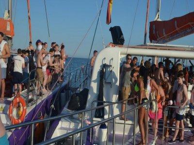 Magaluf Brooze Cruise