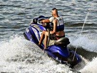 Paseos en moto acuatica
