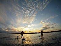Paddle Surf nelle paludi del fiume Piedras