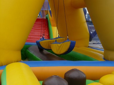 Gymkana para niños en Colmenar Viejo