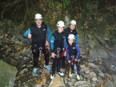 Canyoning for 5 days in Posada de Valdeón